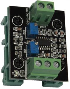 Konwerter sygnału 4-20 mA na 0-10 V
